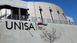 Protest at Unisa as students want management to reopen all campuses