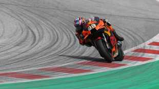 Brad Binder 'happy with fourth position' after crash chaos at Austrian Grand Prix