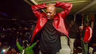 WATCH: Mampintsha defends his mysterious weight loss, 'I'm not sick'