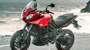 Major upgrade for Triumph Tiger