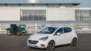 Limited edition Corsa has arrived in showrooms