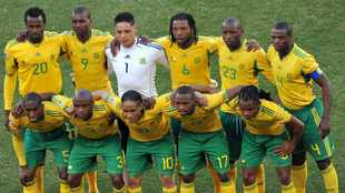 2010 host status distracted Bafana Bafana, says MacBeth Sibaya