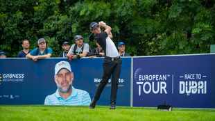 Oosthuizen impressed with young star Schaper at SA Open