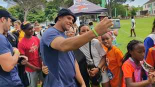 Blitzboks star Zain Davids doing what it takes to get to the top