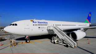 Air Namibia suspends flights due to strict Covid-19 lockdown