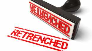 Opinion: A few ways to cope with retrenchment