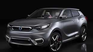Ssangyong plans to storm SUV market