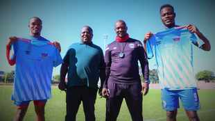 Chippa unveils exciting attacking duo ahead of DStv Premiership