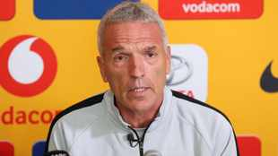 Kaizer Chiefs call time on Middendorp's tenure