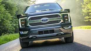 Innovative new Ford F-150 previews the face of the next Ranger