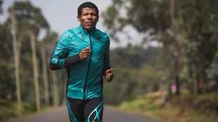 Ethiopian Gebrselassie's one-hour record under threat in Brussels