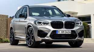 Tested: BMW X3 M Competition is fast, fun and practical too