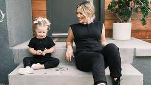 Hilary Duff launches new fashion collection for working moms