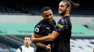 More handball controversy as Newcastle earn late point at Spurs