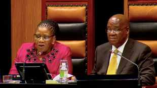 Modise and Masondo condemn rampant looting of country's Covid-19 funds