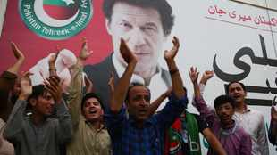 Imran Khan elected prime minister of Pakistan
