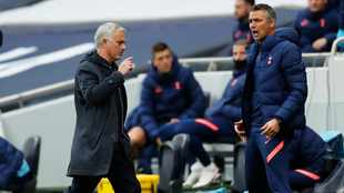 Spurs deserve more respect, says Jose Mourinho after controversial penalty decision