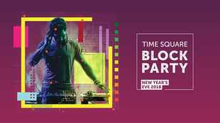 13 top DJs confirmed for 2018 Time Square NYE Blockbuster Block Party