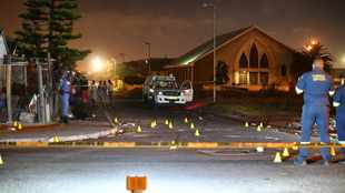 Blood of Cape Flats people is on politicians' hands