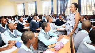 Covid-19 or not, Menzi High School wants to maintain proud 100% record