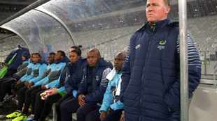 Former Platinum Stars coach Peter Butler now in charge of Liberia