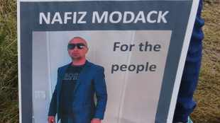 Nafiz Modack supporters call for his release, believe he is 'a man for the people'