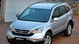 Honda recalls 320 000 CR-Vs worldwide