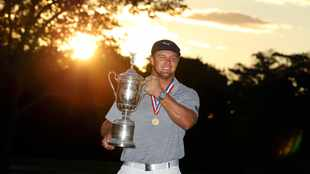 Bryson DeChambeau's 'mad scientist' muscle validated in US Open win
