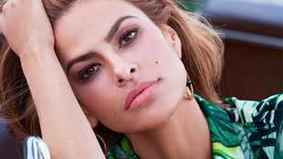 Eva Mendes used to think that her face was 'weird'