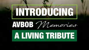 AVBOB Memories is a powerful new platform for remembrance, re-connection and celebration