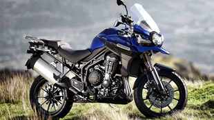 Big Triumphs hit by safety recall