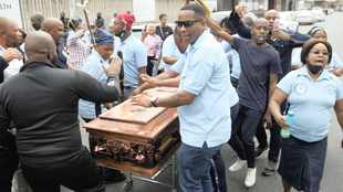 Government mortuaries taking strain as undertakers' strike ramps up