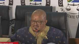 LIVE FEED: State Capture Inquiry - October 28, 2020