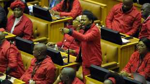 Parliament pushes ahead with EFF Sona disruption inquiry