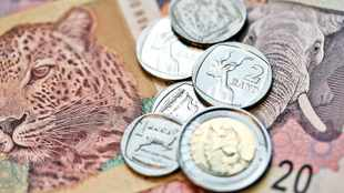 Markets stable, rand stronger, despite devastating economic recession