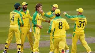 Australia ease to victory over England in first ODI