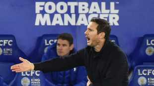 'I'm a fighter,' insists under pressure Chelsea boss Frank Lampard