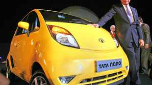 Tata boss admits to Nano mistakes