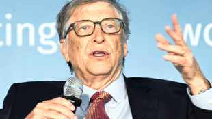 Focus on vaccine facts, urges Bill Gates