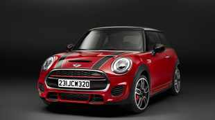 New JCW is the most potent Mini ever
