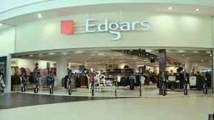 Edcon signed a sale and purchase agreement to sell parts of Edgars