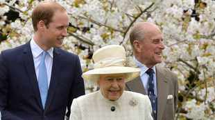 Prince William says Prince Philip was an 'extraordinary man'