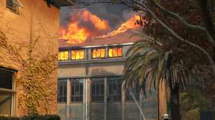 Insurers bracing for claims due to Table Mountain fires