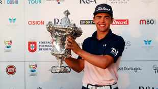 SA's Garrick Higgo claims maiden title in Portugal, George Coetzee finishes third