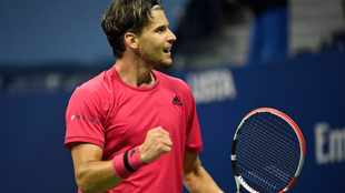 Gunning for a Grand Slam title, Dominic Thiem hopes fourth time's the charm
