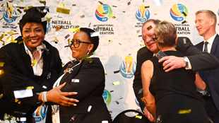 It's a go for netball in South Africa!