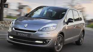 New Scénic adds extra chic for 2012