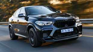 Review: BMW's new X5 M and X6 M are Magnificent sports twins