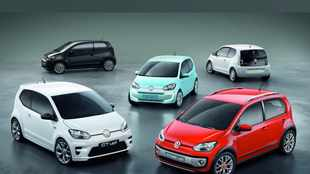 VW dreams up an expanded Up family