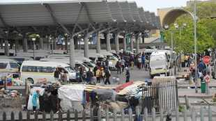 Search for alternative space for Bellville taxis
